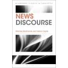 News Discourse (Bloomsbury Classics in Linguistics)
