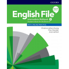English File 4th edition - Intermediate - Student's Book + Workbook MULTIPACK B