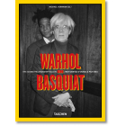 Warhol on Basquiat. An Iconic Relationship in Andy?s Words and Pictures