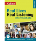 Intermediate - Student's Book (Real Lives, Real Listening)