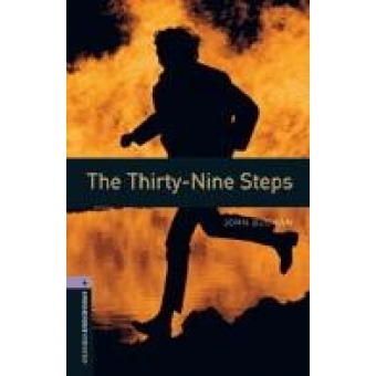 The Thirty-nine Steps. OBL Level 4 Pack MP3