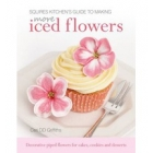 More iced flowers. Squires Kitchen's guide to making
