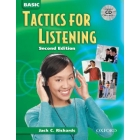 Basic Tactics for listening Student's Book (American English) Students CD included