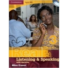 Real Listening & Speaking 3 (with answers + Audio CD)