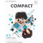 Compact Key for Schools Revised Exam from 2020 For Spanish Speakers - Student's Book + Workbook + Workbook Audio WITHOUT answers