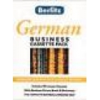 Berlitz German business cassette pack