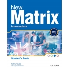New Matrix Intermediate Students Book