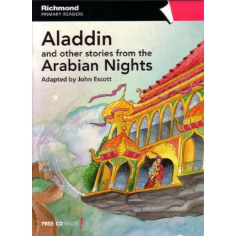 Resultado de imagen de aladdin and other stories from the arabian nights richmond