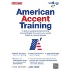 American Accent Training with 5 Audio CDs (American Accent Traning)