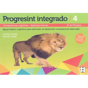 Progresint integrado 4 (4º de primaria)