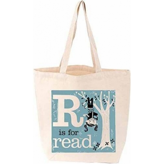 Tote Bag - R is for Read (Lovelit)