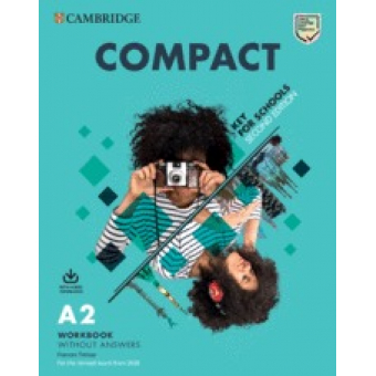 Compact Key for Schools Revised Exam from 2020 - Workbook WITHOUT answers