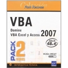VBA. Domine VBA excel y access 2007