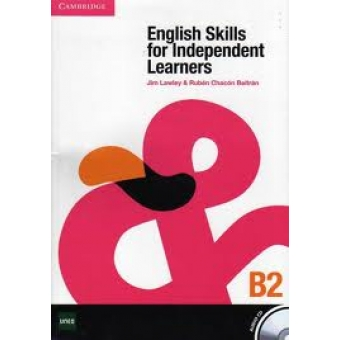 English Skills for Independent Learners B2 (with Audio CD)