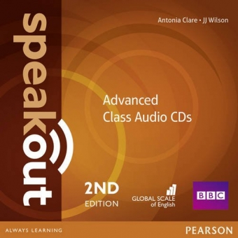 Speakout Advanced - Class CDs Audio - 2nd Edition