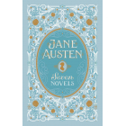 Jane Austen: Seven Novels (Barnes & Noble Leatherbound Classic Collection)