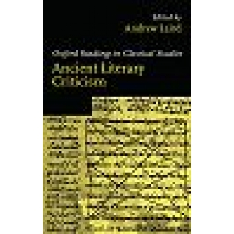 Ancient literary criticism. Theaticality, dramatic technique, and performance contexts of Aristophanic comedy