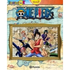 One Piece Activities. Panorama Stickers