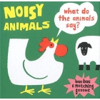 Noisy Animals : What do the animals say ?