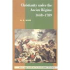 Christianity and Ancien Régime, 1648-1789