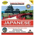 Japanese. The complete language course (Pack + 9 Audio CDs)