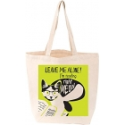 I'm reading right Meow Love Lit Tote Bag