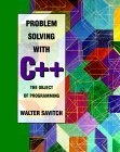 Problem solving with C++ the object of programming