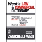West's law & commercial dictionary = Dizionario giuridico e commerciale : inglese-italiano-francese-spagnolo-tedesco