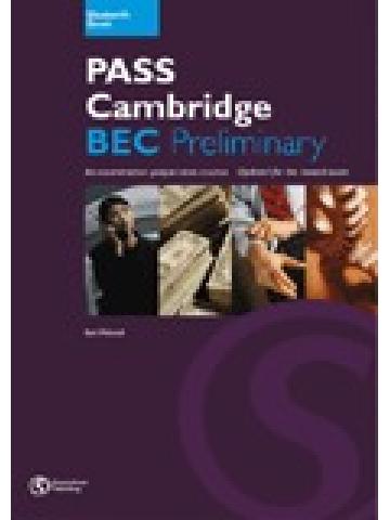 Pass cambridge bec vantage students book
