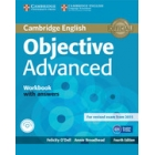 Objective Advanced Workbook with Answers with Audio CD 4rd Edition 2015