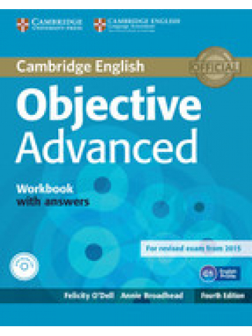 Objective Advanced Workbook with Answers with Audio CD 4rd