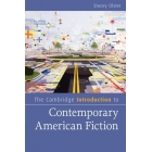 The Cambridge Introduction to Contemporary American Fiction