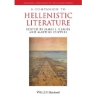 A companion to hellenistic literature