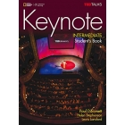 Keynote intermediate. Student's book + DVD-ROM