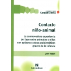 Contacto niño-animal (ilustrado en color)