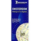 Amsterdam.Plattegrond en Register