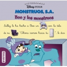 Monstruos S.A. Boo y los monstruos (pictogramas)