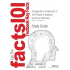 Studyguide for Introduction to the Practice of Statistics by Moore & McCabe