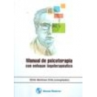 Manual de psicoterapia con enfoque logoterapeutico.