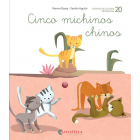 Cinco michinos chinos. (ch)