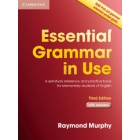 Essential Grammar in Use with answers Third Edition