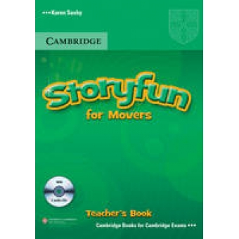 Storyfun for Movers. Teacher's Book with CD