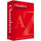 The Chambers Dictionary 12th Edition (Thumb-indexed)