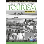 English for international Tourism Upper-Intermediate New Edition Workbook with audio CD with Key