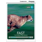 Fast: The Need for Speed. High Beginning Book with Online Access. Level A1+