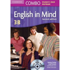 English in Mind Level 3B Combo with DVD-ROM 2nd Edition