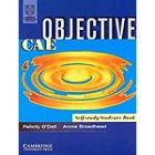 Objective CAE Self-study Student's Book: Self-study Student's Book