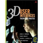 3D. User Interfaces theory and practice