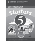 Starters 5 Answer Booklet