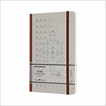 Moleskine* ?Time Notebooks? Brown (liso)